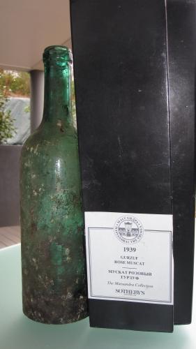 vin,crimée,tsar,massandra,muscat rose,Gurzuf,1939
