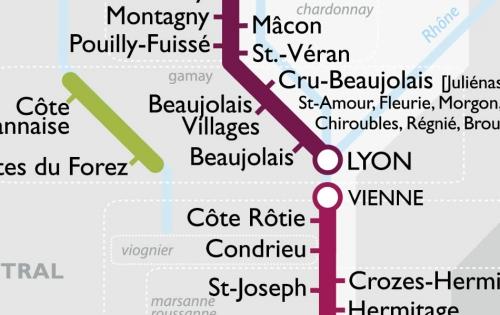 carte,métro,vin