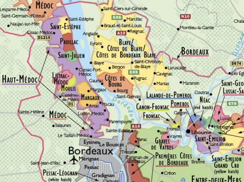 carte,vin,bordeaux