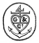 grimod de la reyniere,gourmet,croix camarguaise,logo